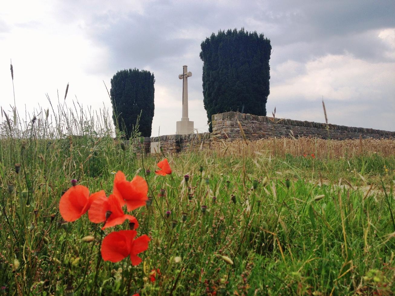 Targelle Ravine British Cemetery